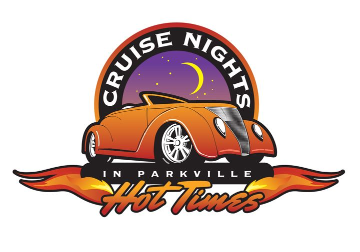 Parkville Cruise Night! Join us Saturday, August 4th and September 1st, 4:00 – 8:00 pm, free admission. Find your ultimate dream car while you listen to the cool tunes of yesterday. Take in a little shopping and grab a tasty bite at one of Parkville's terrific eateries.