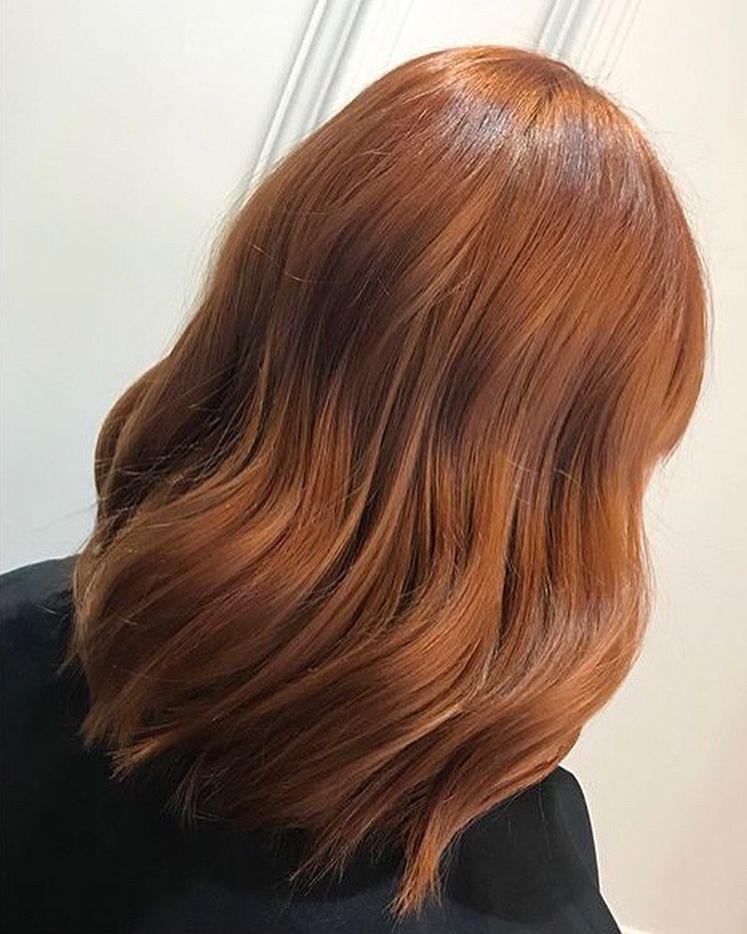 Hair By Gemma At Westrowstreetlane Using Lorealpro Majirel 7 44
