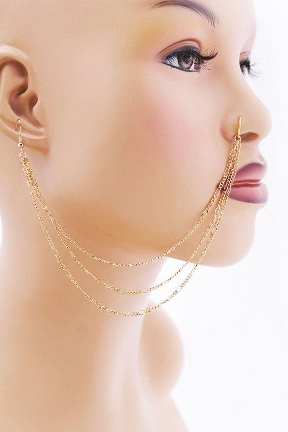 40Hey, I found this really awesome Etsy listing at https://www.etsy.com/listing/195890154/nose-chain-nose-jewelry-gold-filled-nose