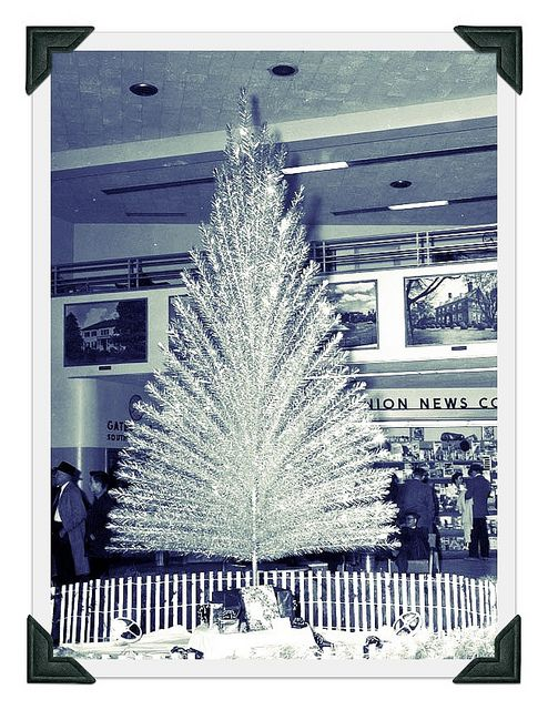 That S The Best Aluminum Tree I Ve Ever Seen Aluminum Christmas Tree Vintage Aluminum Christmas Tree Vintage Christmas Tree