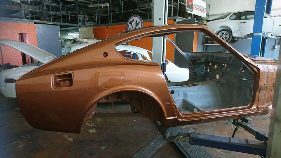 Pin By Taranto Design On Z Cars Datsun 240z Datsun Classic Cars