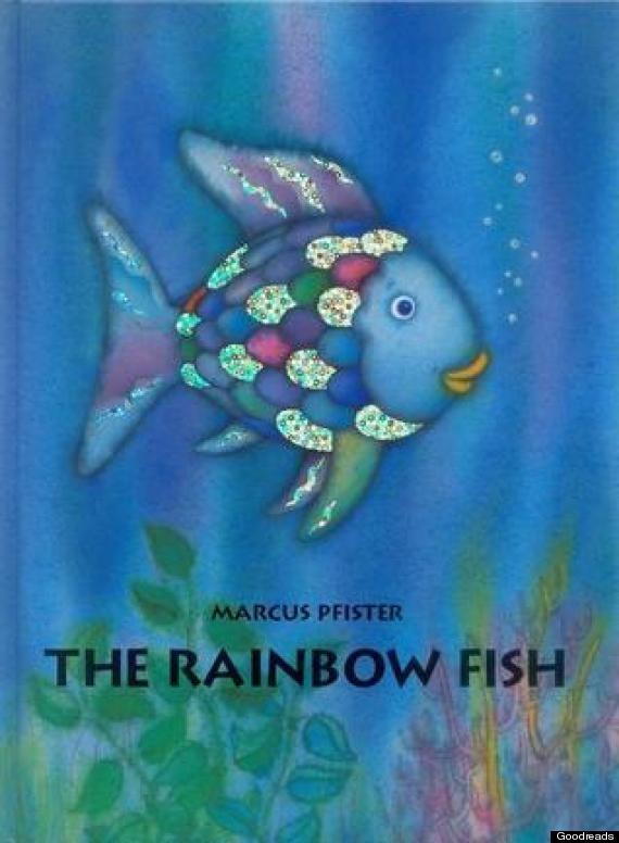 best 25  rainbow fish book ideas on pinterest