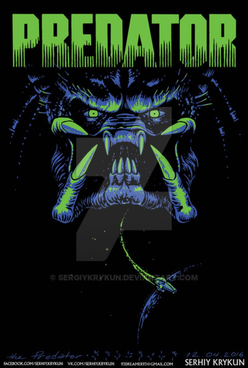 Predator by SergiyKrykun on @DeviantArt | G-spot in 2019 | Predator