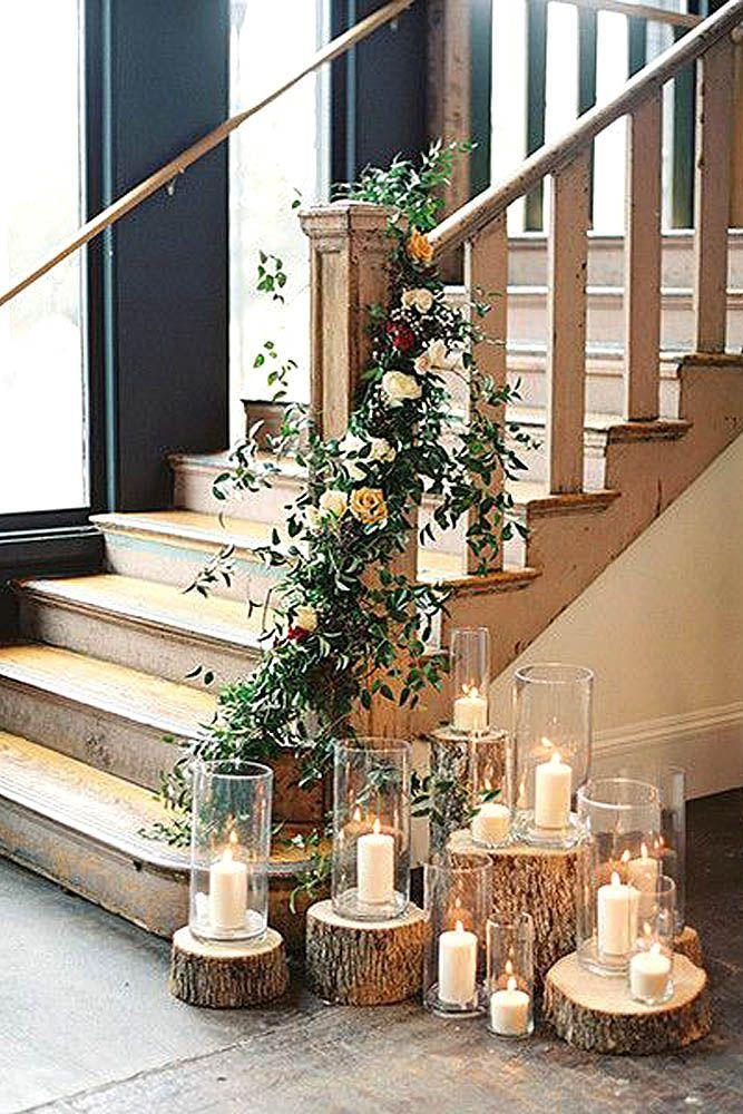 39 Beautiful Ways To Use Candles At Your Wedding | Wedding Forward #weddingideas