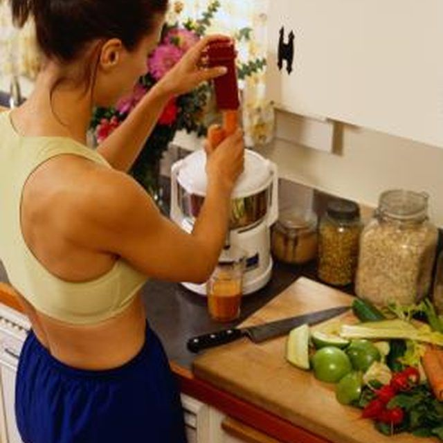 How to Take Apart the Jack Lalanne Juicer