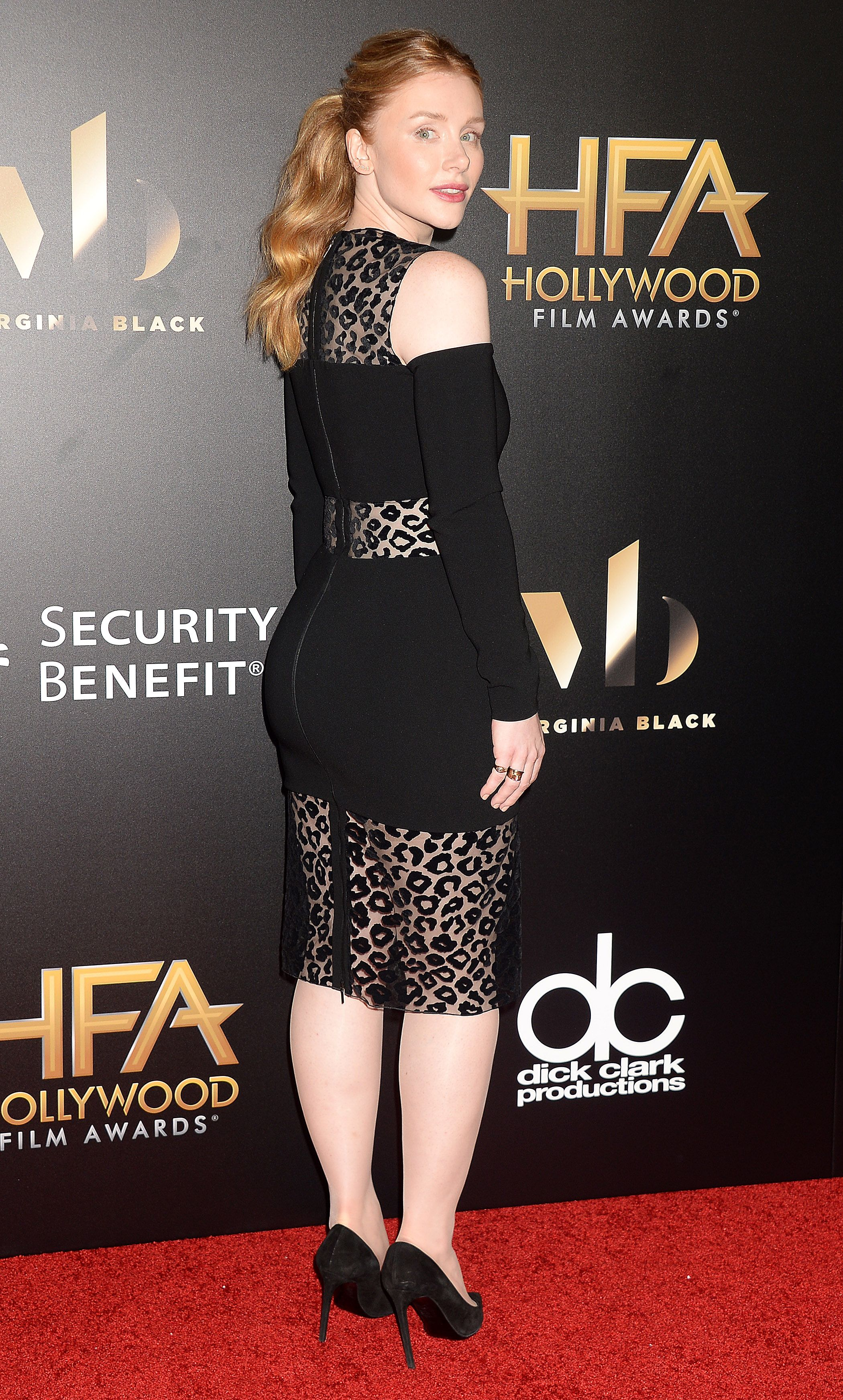 Bryce Dallas Howard - The 20th Annual Hollywood Awards in Los Angeles 11/6/16