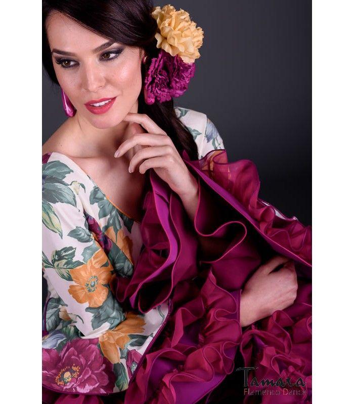 Roal Alhambra super Trajes de Flamenca 2017 | Tamara Flamenco