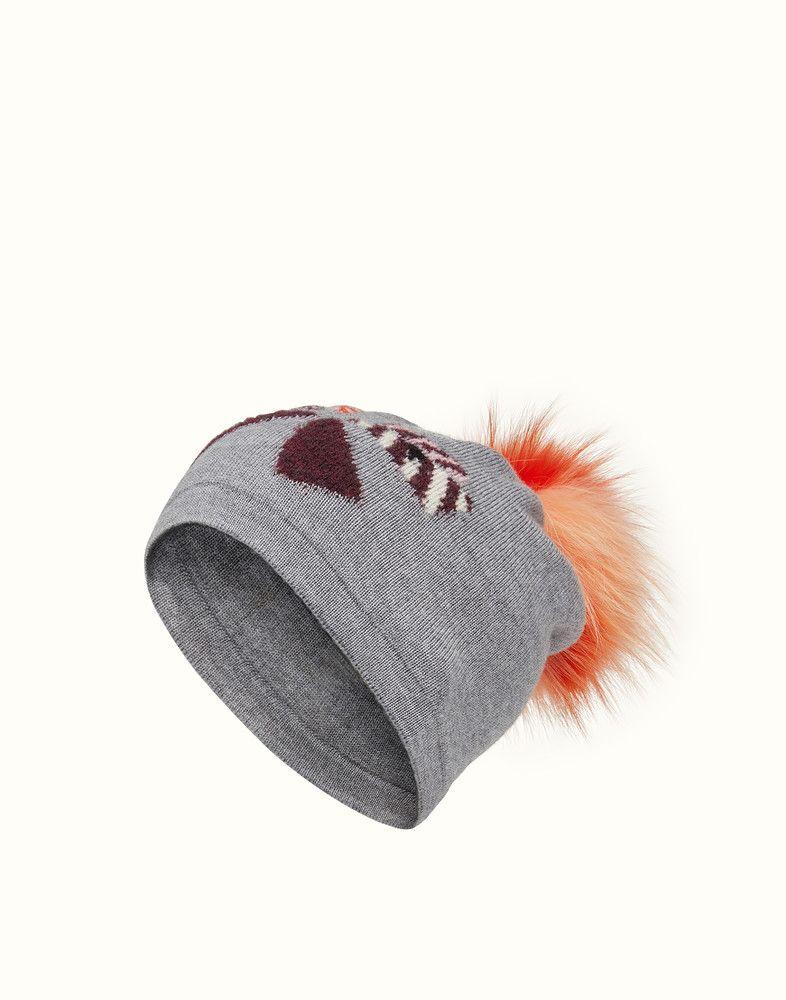 aa01031fff906 Fendi wool hat