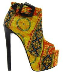 ASOS TOOTING Shoe Boots - Multi