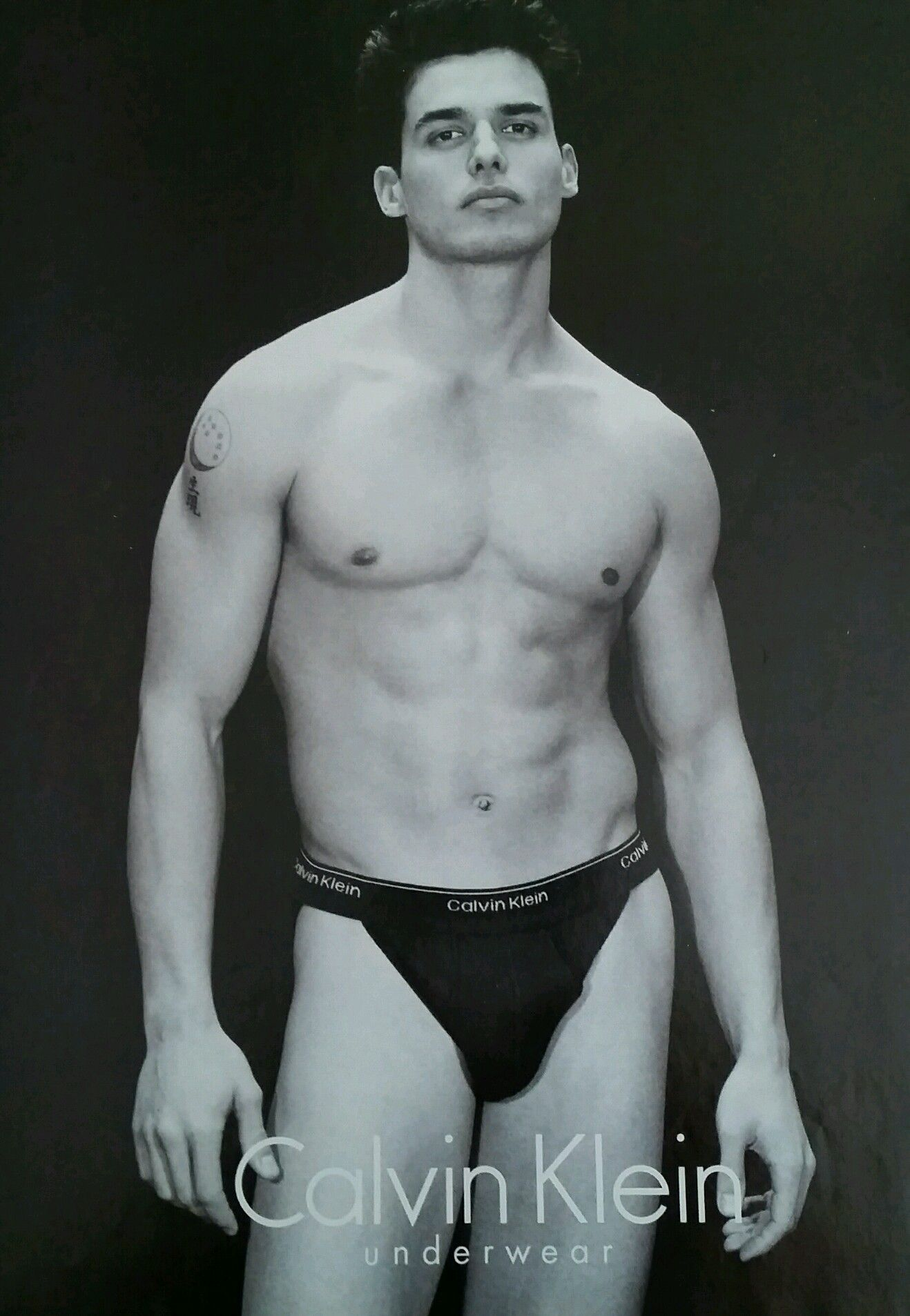 Sorry, Antonio sabato jr underwear