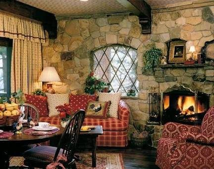 This Old English Cottage With Images English Cottage Interiors