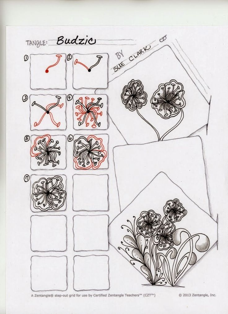 Image result for zentangle feather patterns step by step | doodling