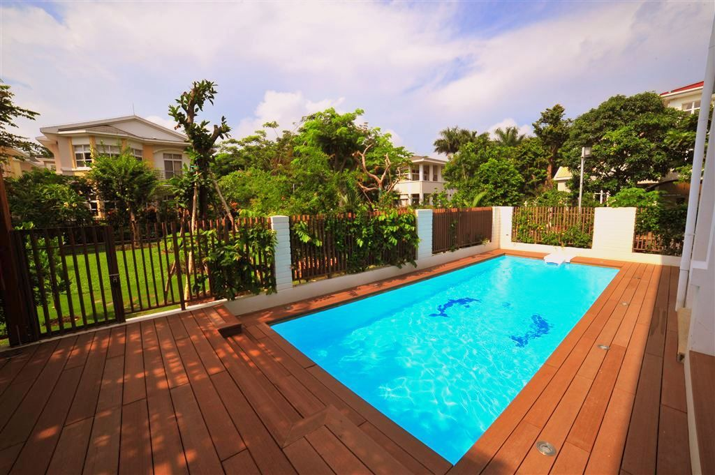 above ground pool deck cost per square foot above ground pool deck