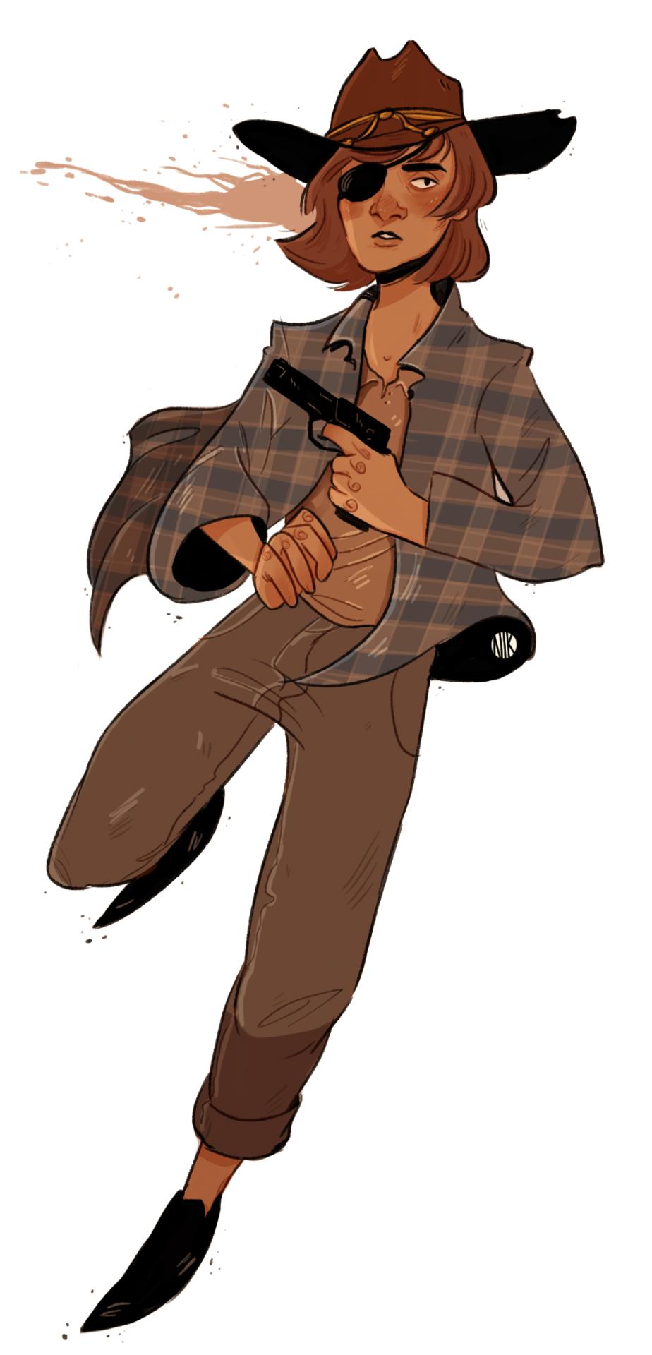 Carl squared adult