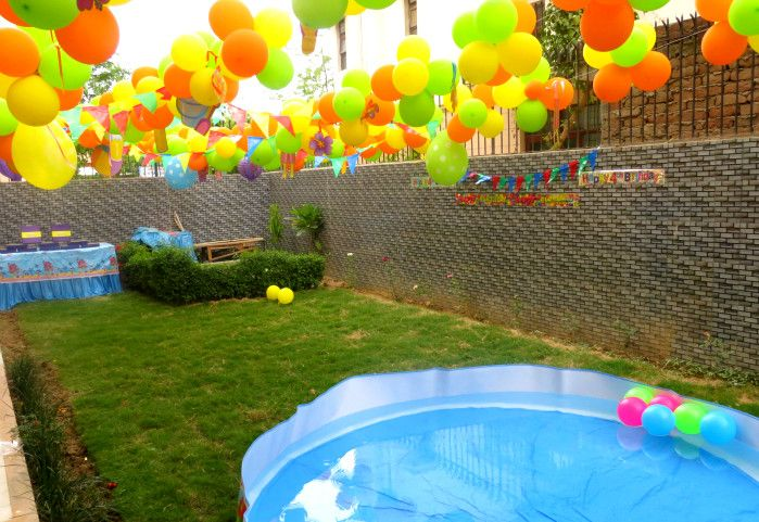 Baby Pool Party Ideas Pool Design Ideas Pool party