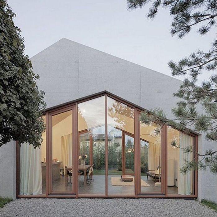 50+ Scandinavian House Exterior Design_11
