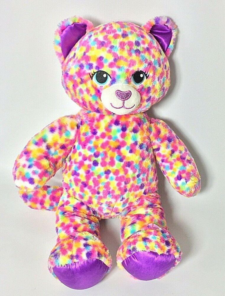 Build A Bear Workshop Disney Nutcracker Bear Ballerina Gift Set 16 Inches Build-a-Bear