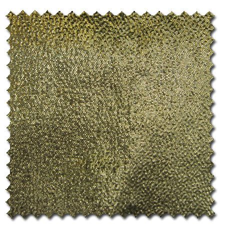 LAMÉ: Tela tejida con hilos de oro.