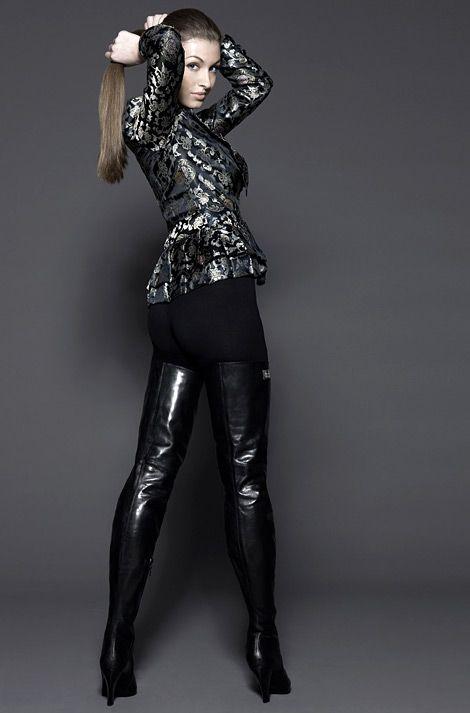 Boot Fashion: Fernando Berlin Crotch High Boots. | Boots ...