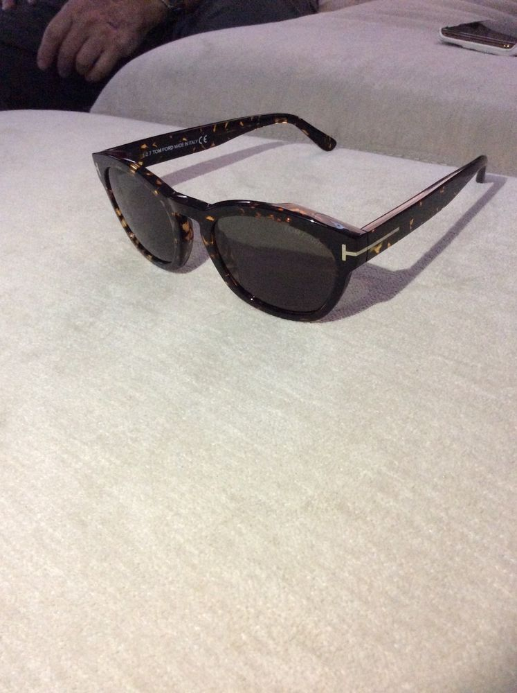 b4f6344407d4e NEW Tom Ford Bryan-02 TF590 Dark Turtoise Sunglasses  fashion  clothing   shoes  accessories  unisexclothingshoesaccs  unisexaccessories (ebay link)