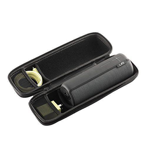 Caseling Hard CASE for UE MEGABOOM Wireless Bluetooth Speaker Fits Plug /&