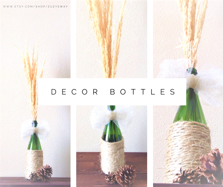 Whatever Your Occasion Is   Wedding, Housewarming Party, Baby Shower,  Birthday Party   This Decorative Bottle Will Fit Perfectly In Any Decor, ...