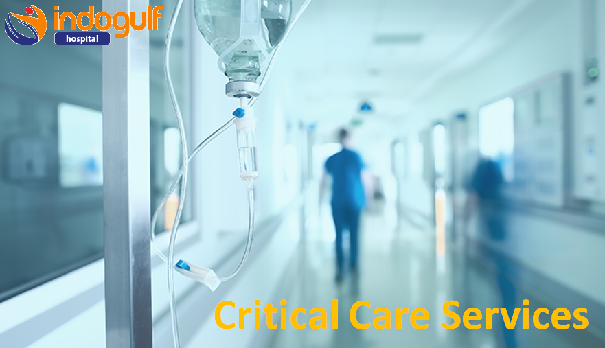 Emergency Department for Critical Care Services