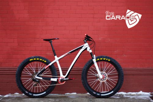 "(via Fatback Skookum - ""Chinook"" - The Garage's Bike Check - Vital MTB)"