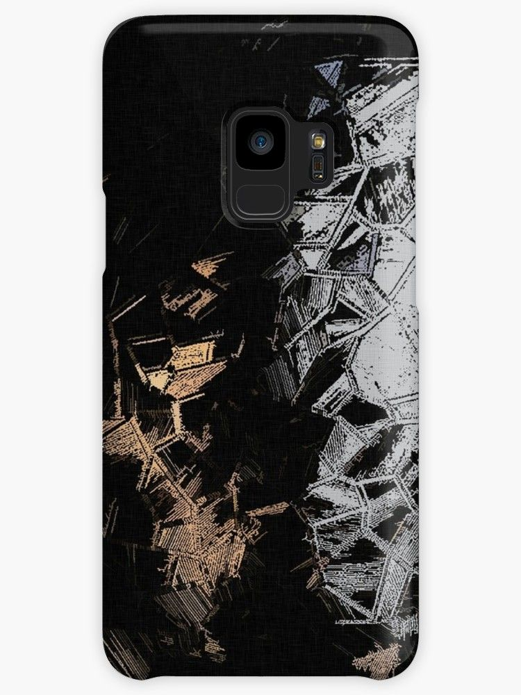 Crystals vertical iPhone   Galaxy case - Also Available as T-Shirts    Hoodies a48cd42e21