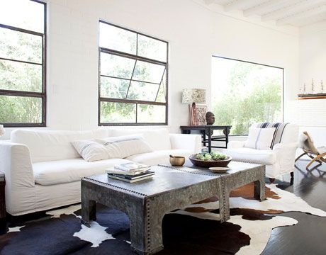 Urban Style Ranch Home Makeover in Laurel Canyon - House Beautiful