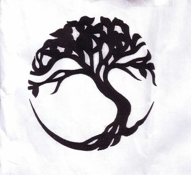Tree of Life (also available in rusted steel) | Art for Our Home ...