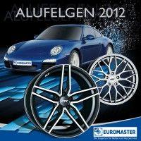 Alufelgen für das Jahr 2012 - Euromaster in Lindau (Bodensee)