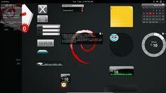 Widget Linux Con Imagenes