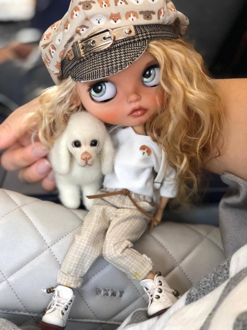 Sold Blythe Doll Blythe Tbl Blythe Joint Body Blythe Etsy