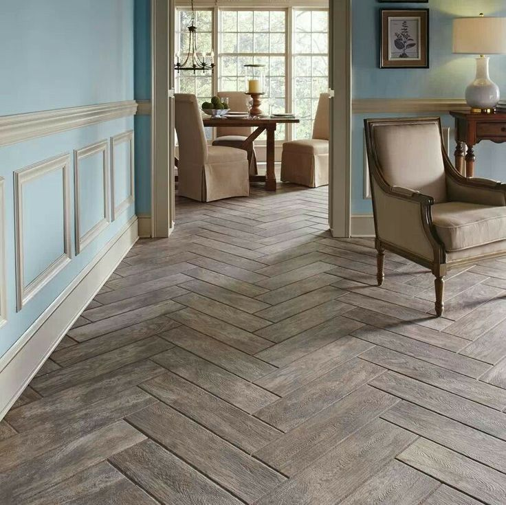 Merveilleux Glazed Porcelain Floor And Wall Tile. Available From Home Depot. Classic  Wood Look Without The Wood Worry.