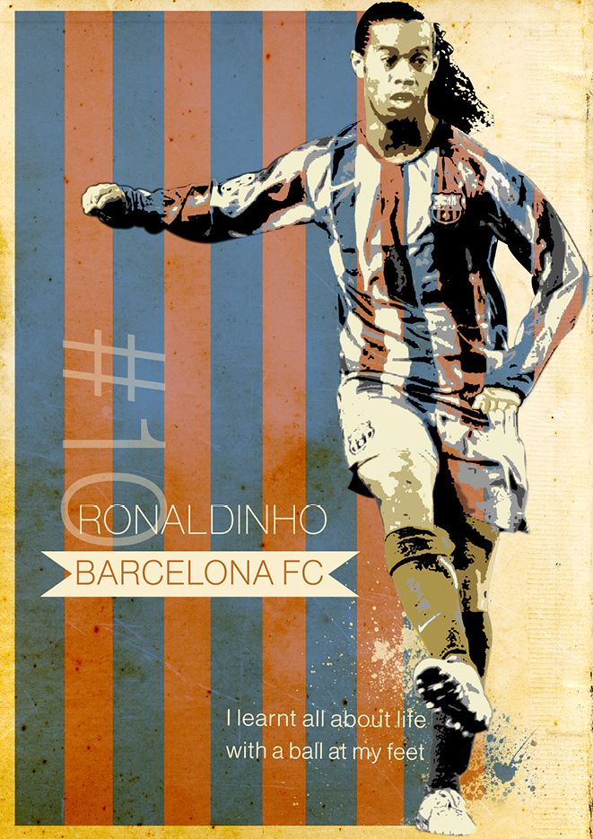 19686a617 Vintage Soccer Posters on Behance http://livestreamsports365.com Soccer  Fans, Soccer