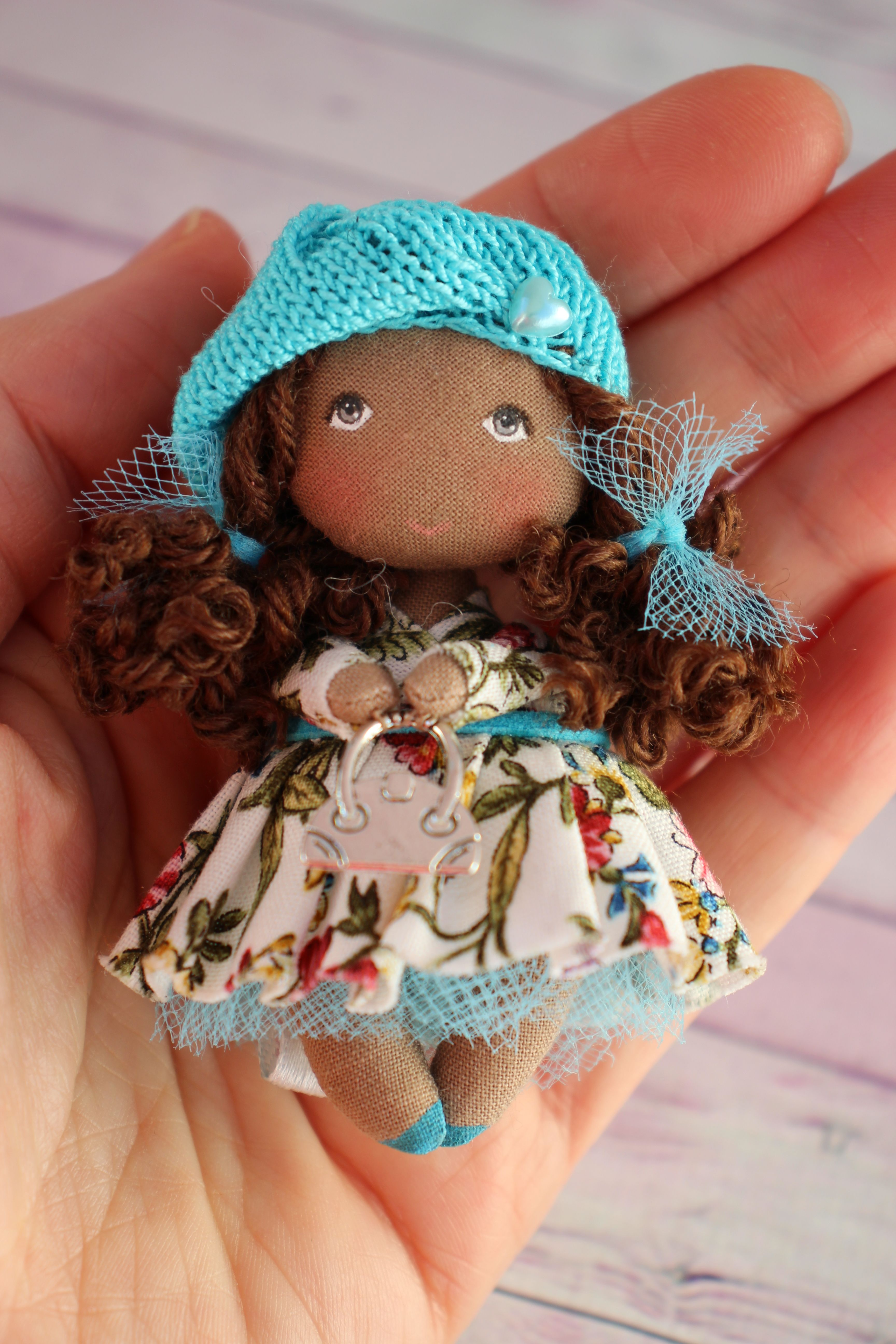 Superb Cute Mini Black Rag Doll Lucky Shamrock Clover St Patricks Download Free Architecture Designs Viewormadebymaigaardcom