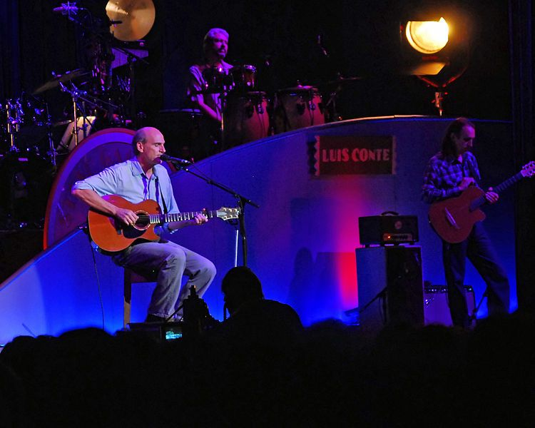 Who doesn't love James Taylor??