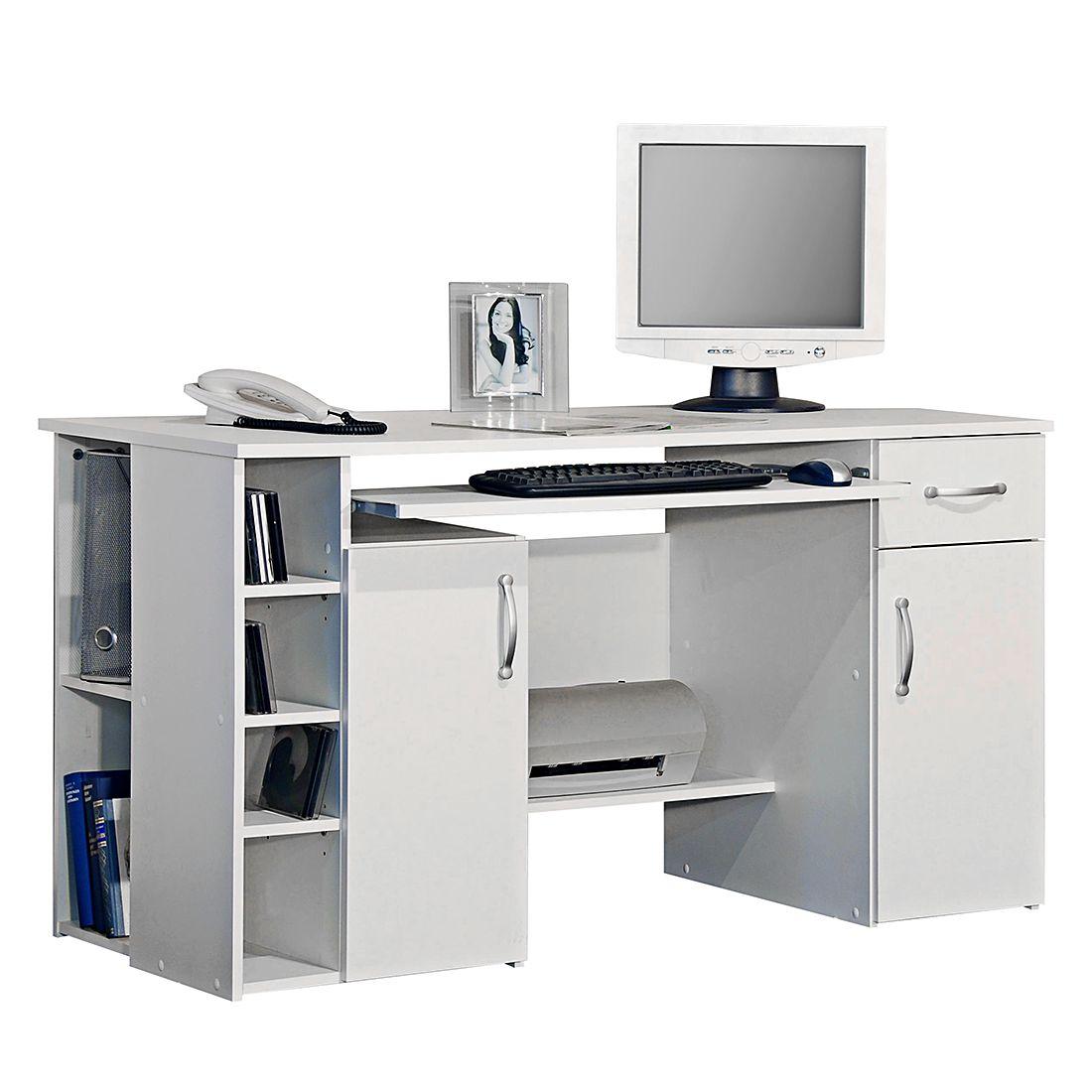Bureau Pour Ordinateur Jasper En 2020 Bureau Ordinateur Table Bureau Meuble Bureau