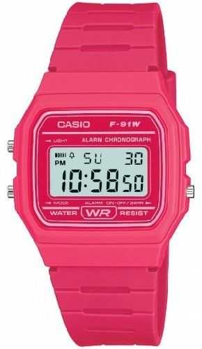 17a5f14bcd27 Casio F-91WC-4AEF  Reloj digital