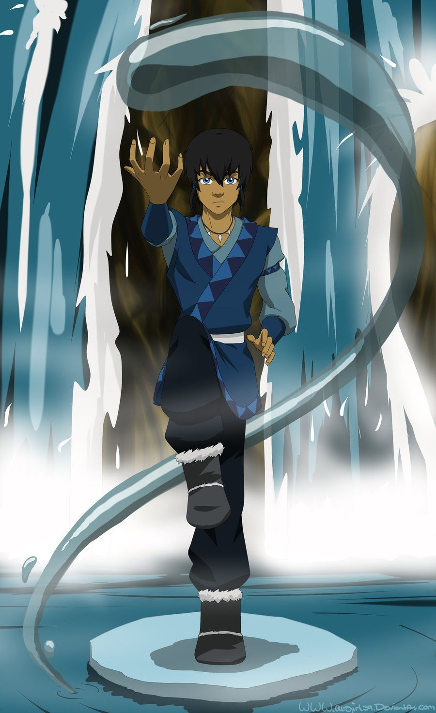 waterbender dress up Google Search Avatar characters