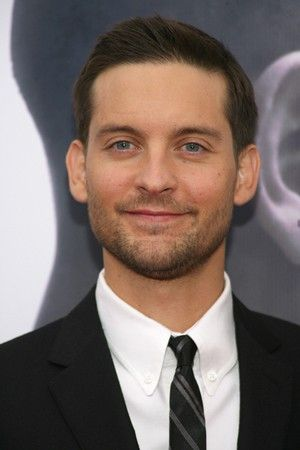 Tobey Maguire Peter Parker Spiderman Movie Stars Actors