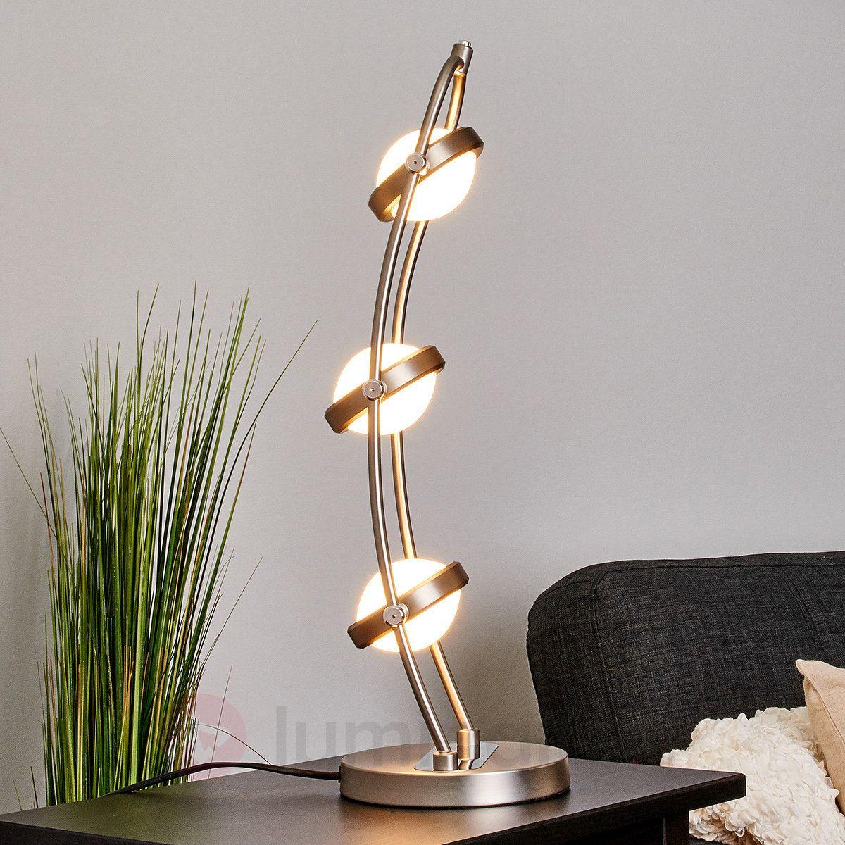 Arquée Led Lampe Manja 3 LampesRéférence 8587005 À Poser BoeCxd