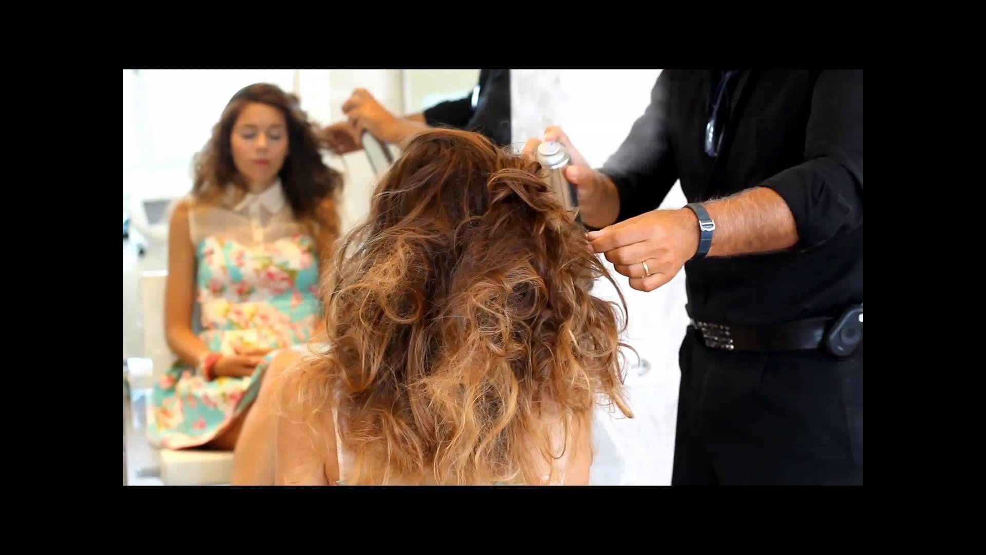 Pettinature per capelli lunghi  ecco due tutorial mooolto particolari! 3f7fd35c528f