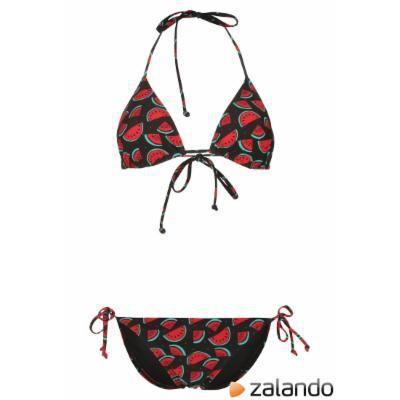 TWINTIP MELON Bikini black  swimwear  beachtrip  vacation  sunny  women   covetme e3bab9eb209