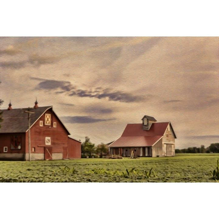Somewhere in Rural America from Emergent Light Studio for $110.00