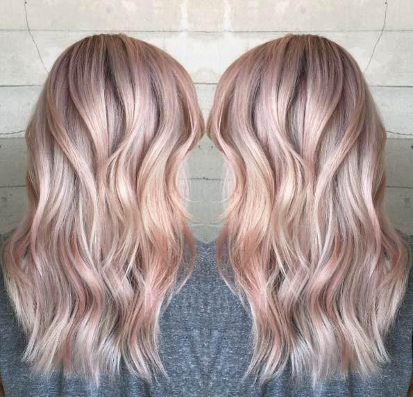 The 7 Hottest, Must Try, Winter Color Trends For Fine Hair | Hair ...