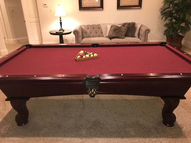 Charming New Used Billiard Pool Tables Mover Refelt Recushion Install Crating Buy  Sell Chicago Illinois Il