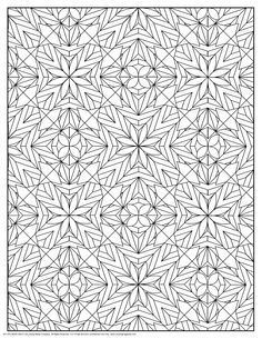 Floral mandala detailed Coloring Pages for Adults - Bing Images ...