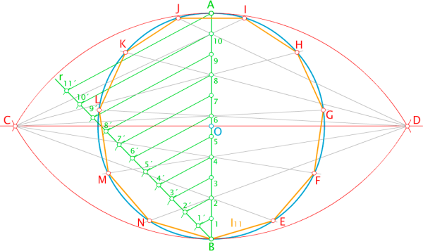General Technical Drawing Sacred Geometry Geometry